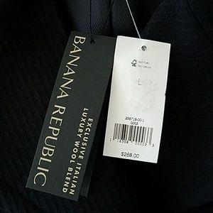 3be382b2105 Banana Republic Jackets   Coats - Banana Republic NWT Melton Wool Classic  Pea Coat